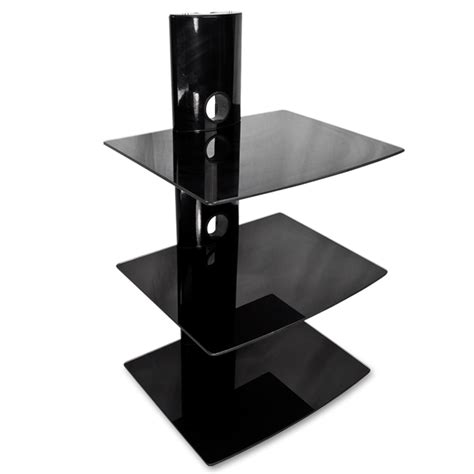 Wall Mount Shelf For Cable Box by Dvd Player Cable Box Wall Mount Shelf Stand Direct Tv