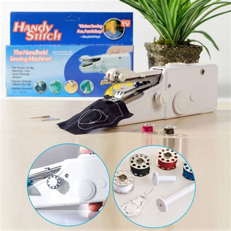 Handy Stitch Portable Handheld Sewing Machine Mesin Jahit L88c handy stitch handheld sewing machine in dubai abu dhabi fujairah ajman sharjah ras al