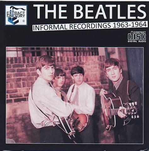 Tohoshinki Together 1cd 1dvd beatles informal recordings 1963 1964 1cd giginjapan