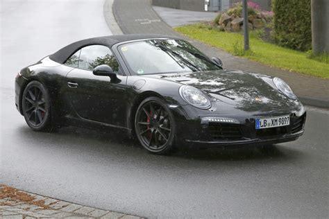 Erlk Nig Porsche by Erwischt Erlk 246 Nig Porsche 911 Gts Cabrio Luft Zum Frei