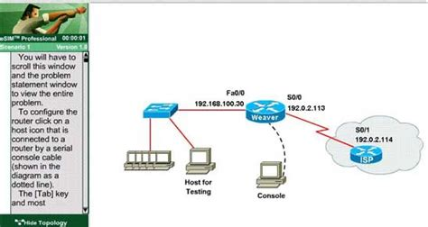 cisco nat tutorial pdf ccna training 187 ccna nat sim question 1 ccna ccnp ccie