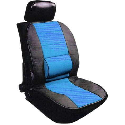 couvre siege auto cuir couvre si 232 ge design cuir avec coussin lombaire feu vert
