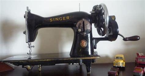 Mesin Jahit Singer Engkol kios engkong jual barang antik unik dan jadul mesin jahit singer engkol antik