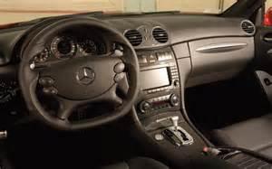 Clk Black Series Interior by 2008 Mercedes Clk63 Amg Black Series Test