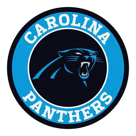 Kitchen Faucets San Diego by Fanmats Nfl Carolina Panthers Blue 2 Ft 3 In X 2 Ft 3