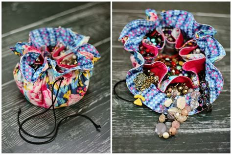 free pattern jewelry pouch create kids couture free tutorial jess jewelry pouch