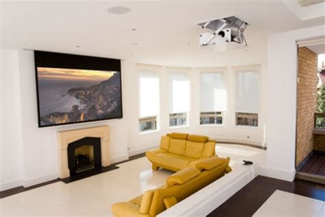 projector in living room projector screens mirror tv s creative tv mounts