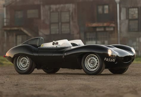 1954 jaguar d type specifications photo price