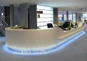 Nursing Home Design Trends Ct 136 New Design Light Back Reception Desk China