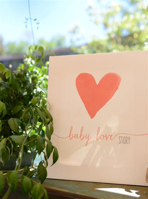 themes baby love baby love story book themed baby shower theme