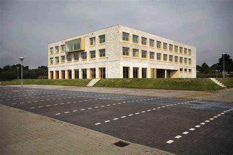 bornego college bornego college heerenveen building e architect