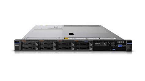 Server Lenovo System X3550 8869c2a Rack 1u lenovo system x3550 m5 compact 1u rack servers lenovo