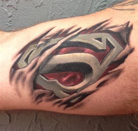 superwoman tattoo designs 15 epic superman tattoos d lifestyle arm tattoos