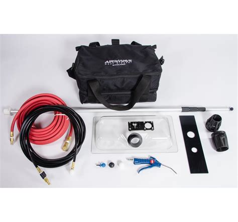 air wave duct cleaning system ac040 free shipping ac040 air compressor driven duct machines
