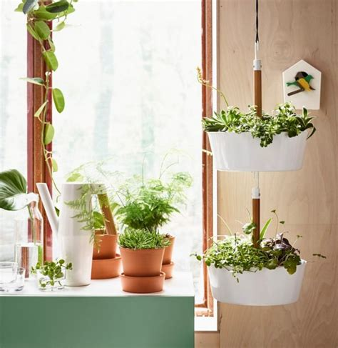 wall herb garden ikea 30 indoor herb pots and planters to add flavor to any home