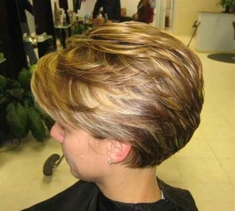 short stacked hairstyles for women over 50 very stylish short haircuts for women over 50 short