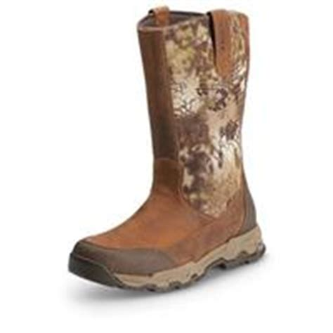 s ariat 174 waterproof fps pull on boots brown