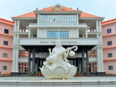 amrita university mba admissions