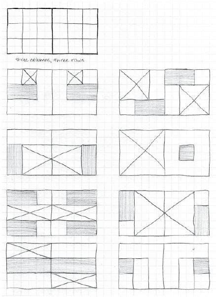 magazine grid layout templates 378 best grids editorial images on pinterest crossword