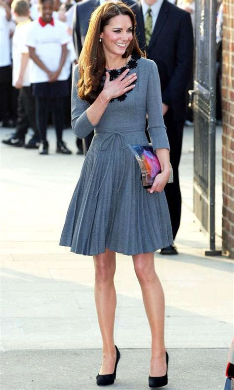 Kate Middleton Wardrobe by Orla Kiely Duchess Of Cambridge Fashion Style Inspiration Katemiddleton Kate Middleton