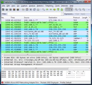 looking for someone to run network wires in attic looking for use wireshark to monitor network traffic tips