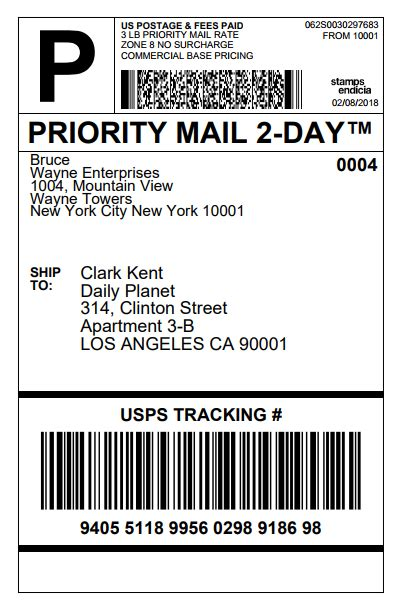 Sts Com Shipping Plugin With Usps Postage For Woocommerce Xadapter Usps Priority Label Template