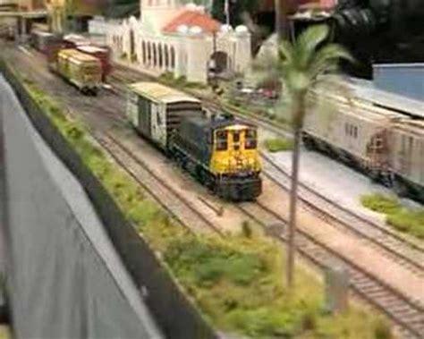 Log Cabin Layouts ho model railroad fort myers florida usa 2 youtube