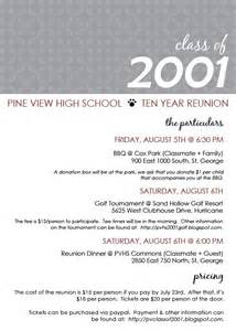 17 best ideas about class reunion invitations on pinterest