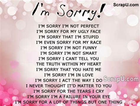 Apology Letter To In Marathi I Am Sorry I Images Pictures I Am Sorry I Status Sms