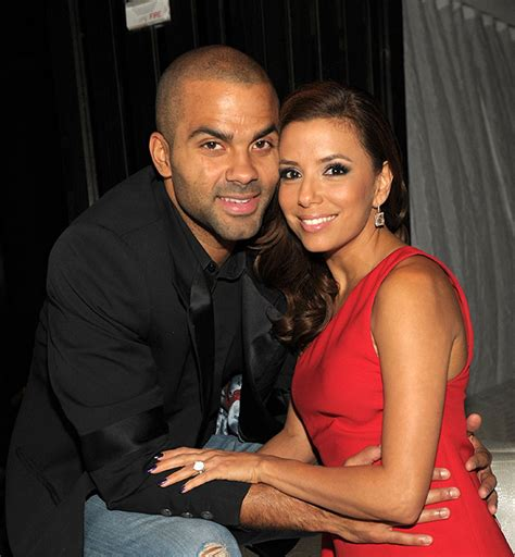 Longoria Tony Parkers Wedding Details Revealed by Tony Opens Up About Divorce From Longoria