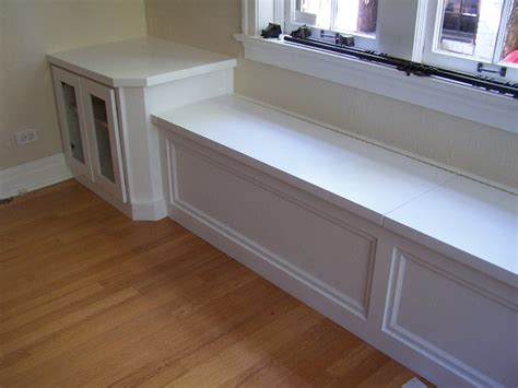 Window Seat With Cabinets by Window Seat With Corner Cabinets Modern Denver By
