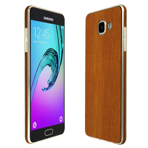 Samsung Galaxy A5 Lite Skinomi Techskin Samsung Galaxy A5 2016 Light Wood