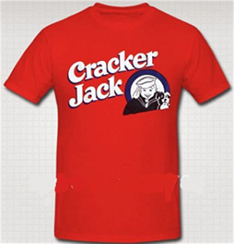 Free T Shirt Giveaway - free cracker jack t shirt sweepstakes giveaway
