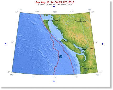earthquake washington state 5 5 magnitude earthquake strikes off the coast of