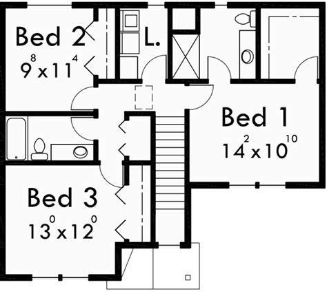 3 story duplex floor plans duplex house plans 3 bedroom duplex house plans 2 story duplex