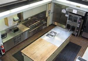Small Kitchen Layouts With Island Commercial Kitchen Goodman S Restaurant Pinterest