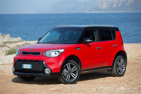 Kia Soul Safety by Official Kia Soul 2014 Safety Rating Results