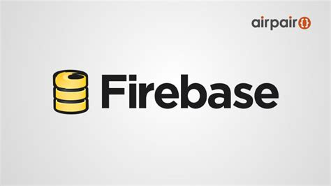 Firebase Tutorial Airpair | firebase tutorial building a realtime app with firebase