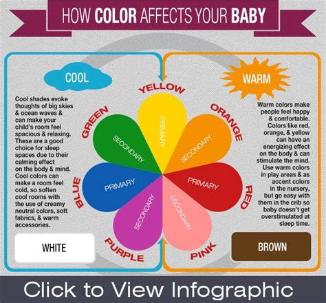 how colors affect your mood pin by cottontale designs on baby bedding articles and