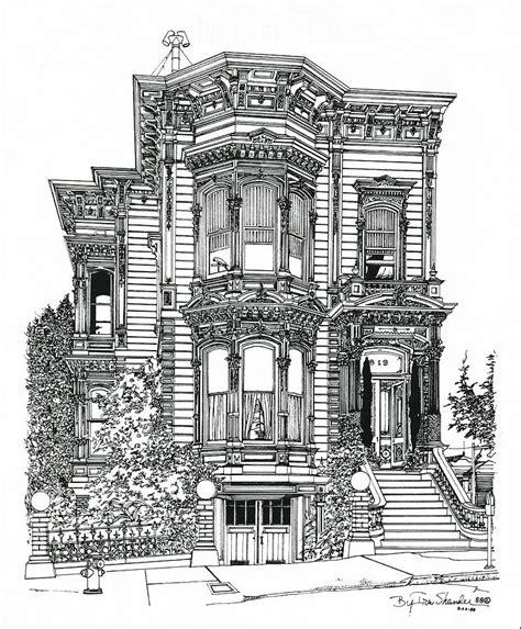 house drawing tool san francisco drawing by ira shander