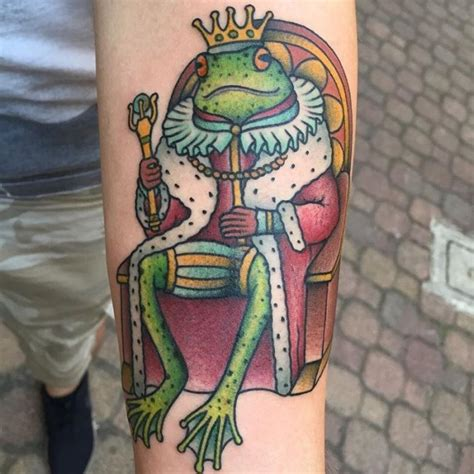 cartoon frog tattoo designs frog tattoos pictures to pin on tattooskid