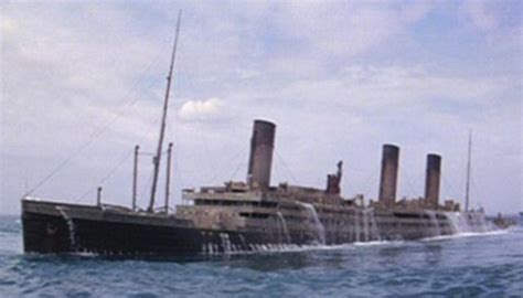 pictures of the titanic raise the titanic history in the re making
