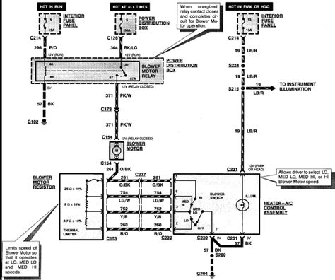 wiring diagram for 1994 ford explorer get free image
