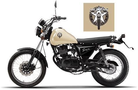 125 Ccm Motorrad A by Luxxon Motorrad 125 Ccm 101 Km H 187 Sixtysix 171 Otto