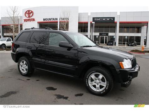 2005 grey jeep grand 2005 black jeep grand laredo 4x4 46545393