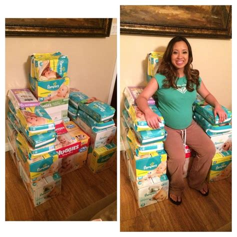 What Do You Take To A Baby Shower by My And I Had Our Baby Shower Today We Didnt What