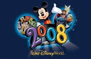Disney For - disney theme parks 2008 logo laureen biruk