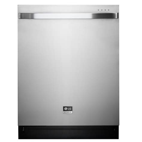 lg appliances fully integrated dishwasher with truesteam