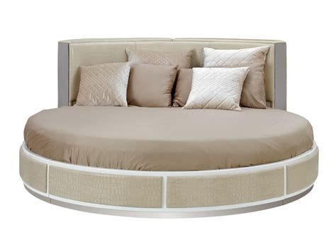 Round Beds | unique round bed ideas that will give your bedroom a