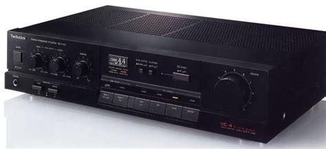 V Audio Panasonic by Technics Technics Su V40
